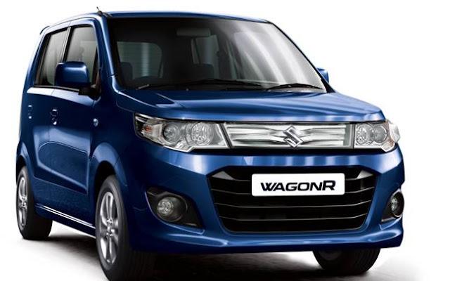 Maruti Suzuki Launched WagonR VXi+