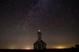 Church at Twilight andrew-seaman-Y3WEhjQivTI-unsplash