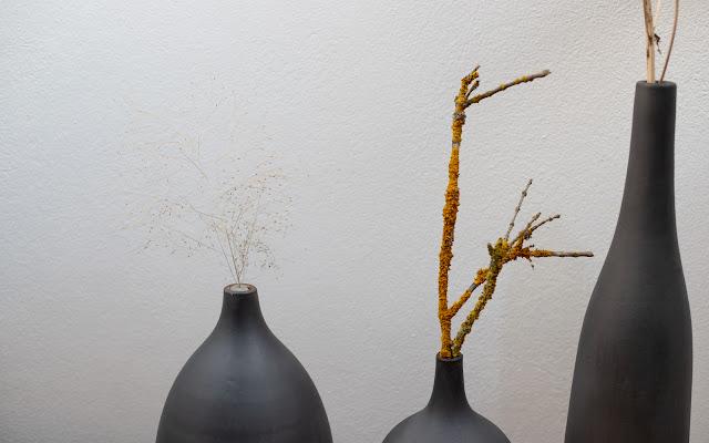 Upcyklace vázy křídovými barvami ve spreji Pinty Plus