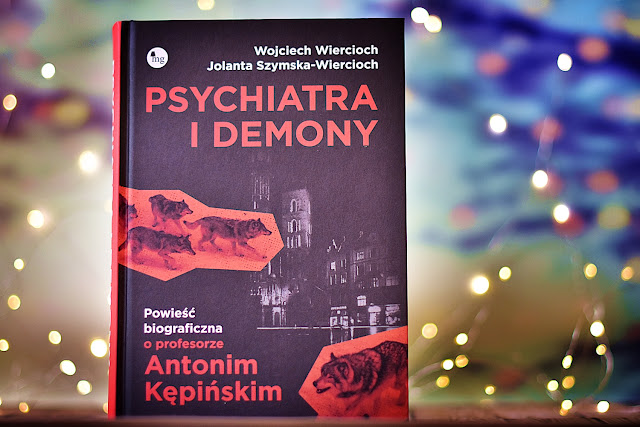 """Wojciech Wiercioch, Jolanta Szymska-Wiercioch - """"Psychiatra i demony"""""""
