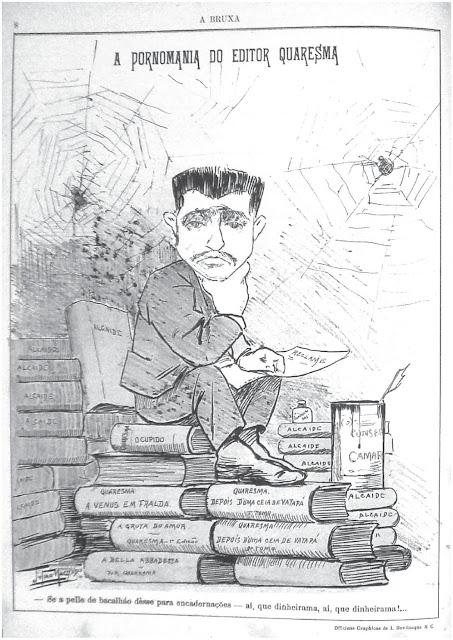 JM 6 - 10 Fantásticas ilustrações de Julião Machado