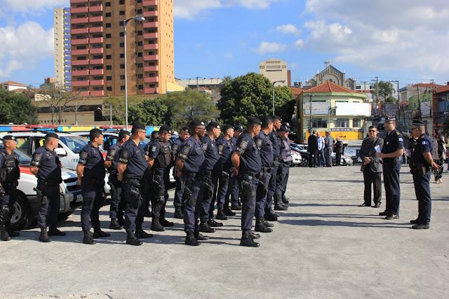 Guarda Civil de Mauá amplia policiamento ostensivo para diminuir ocorrências