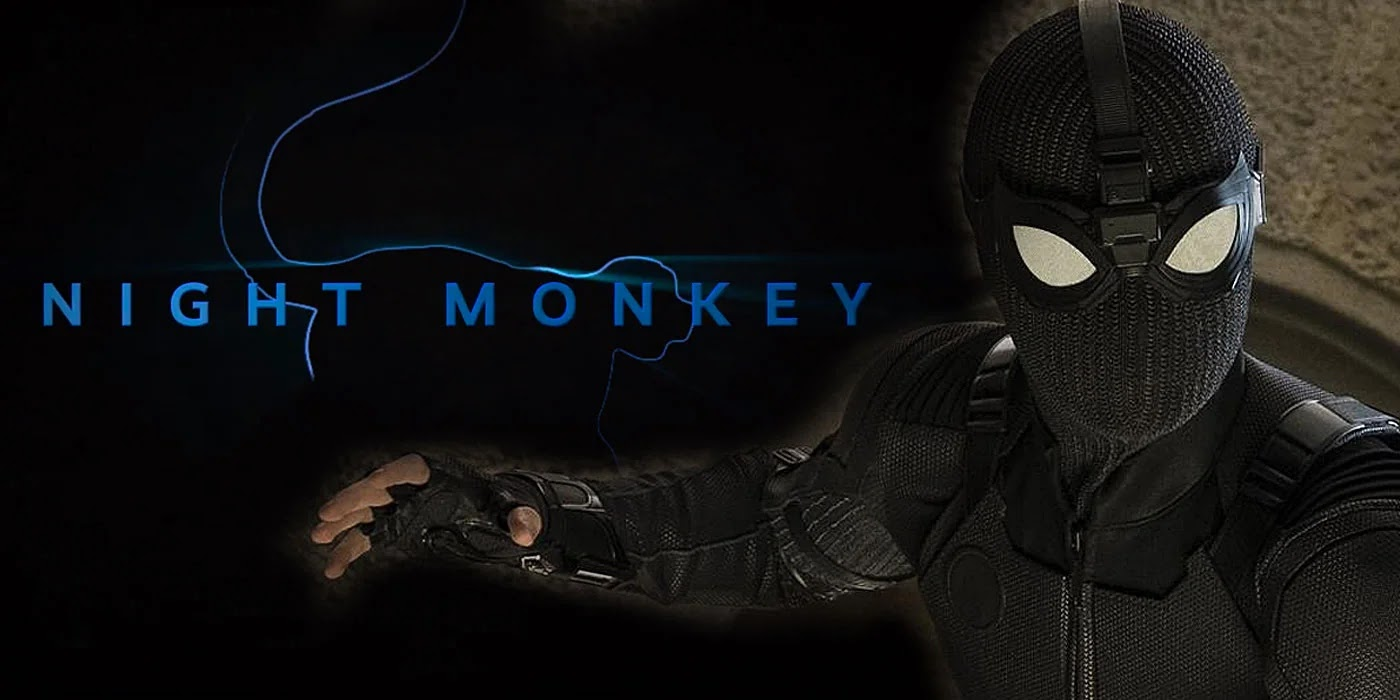 Night Monkey instead of Spiderman at the Avengers
