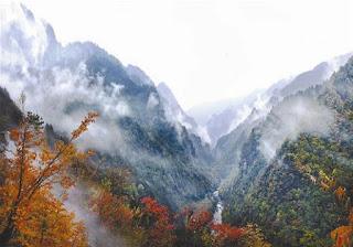 Source: Hubei government tourism website. Shennongjia.