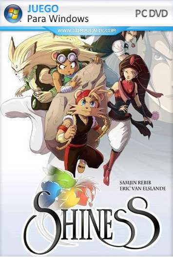Shiness: The Lightning Kingdom PC Full Español