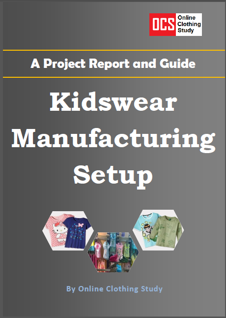 Kidswear manufacturing business project report