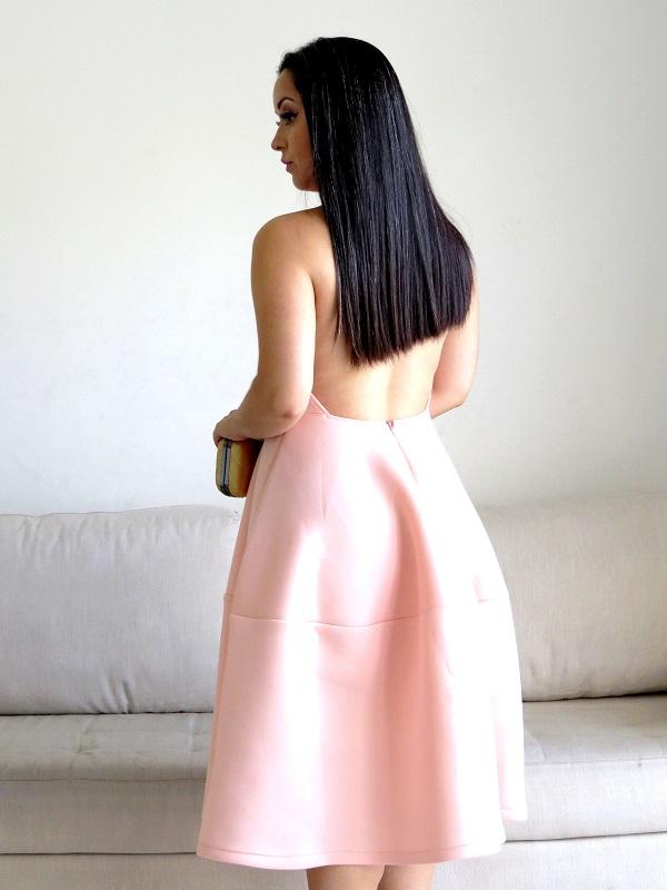 vestido de famosa