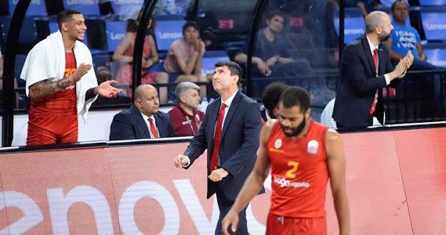 Ertuğrul Erdoğan: Takımımın verdiği savaştan dolayı mutluyum..