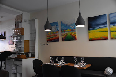 Salle restaurant Pianovins (11 -ème), blog Délices à Paris.
