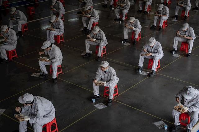 La ciudad china de Wuhan terminará con su cuarentena el 8 de abril