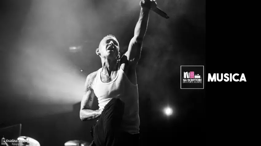 Addio a Chester Bennington, voce dei Linkin Park