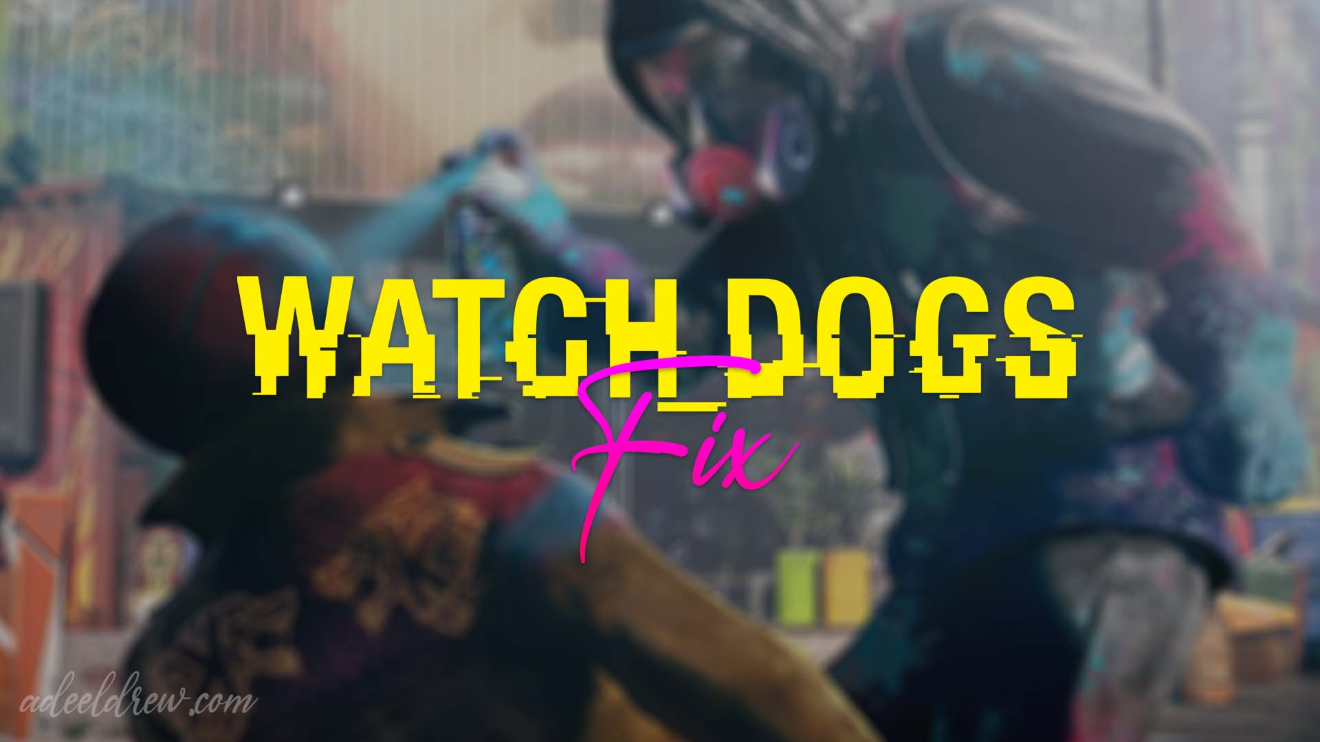 """FIX WATCH DOG GAME'S 3 ERRORS IN 1 MINUTE how to fix watch dogs black screen fixed how to fix watch dogs fix,fix watch dogs watch dogs fix watch dogs not starting how to fix watch dogs error how to fix watch dogs  update error how to fix watch dogs uplay error how to fix watch dogs play error how to fix watch dogs launch error watch dogs gameplay how to fix watch dogs error 'Watch_Dogs"""" setup is damaged It is recommended to reinstall the game from the original release by z10yded how to fix watch dogs error Watch_Dogs.exe System Error The code execution cannot proceed because XINPUT1.3.dll was not found. Reinstalling the program may fix this problem. how to fix watch dogs error Watch_Dogs.exe System Error The code execution cannot proceed because D3DCOMPILER_43.dll was not found. Reinstalling the program may fix this problem. how to fix watch dogs game adeeldrew Error 'Watch_Dogs"""" setup is damaged It is recommended to reinstall the game from the original release by z10yded  Error Watch_Dogs.exe System Error The code execution cannot proceed because XINPUT1.3.dll was not found. Reinstalling the program may fix this problem.  Error Watch_Dogs.exe System Error The code execution cannot proceed because D3DCOMPILER_43.dll was not found. Reinstalling the program may fix this problem."""