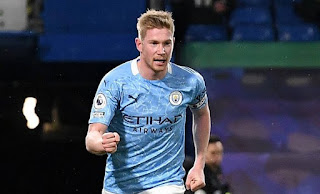 Man City ace De Bruyne: I just had to leave Chelsea
