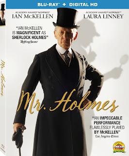 El Sr. Holmes [BD25] *Con Audio Latino