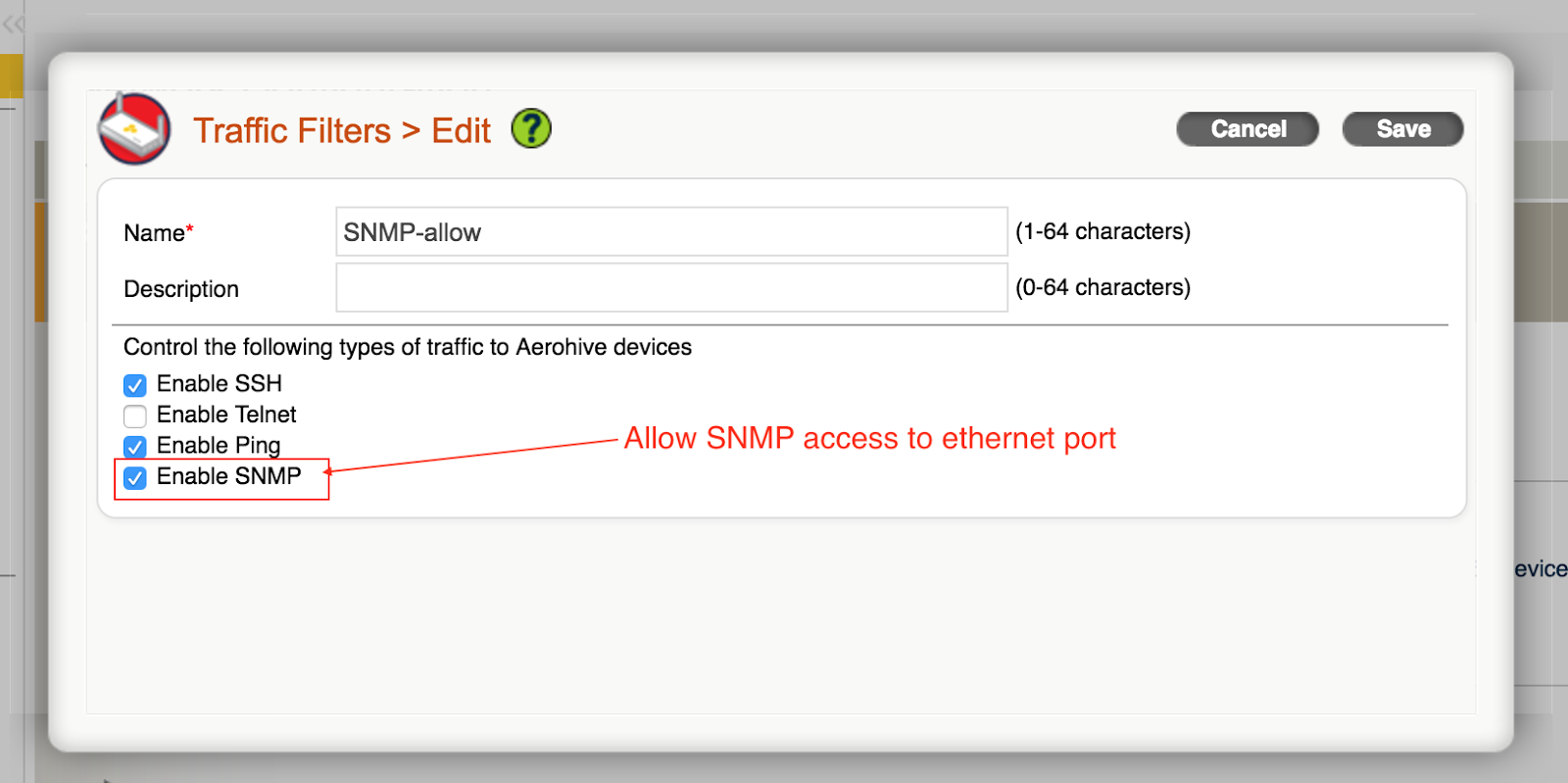 Ruwan's techno Blog: SNMPv3 with Aerohive APs and Net-SNMP