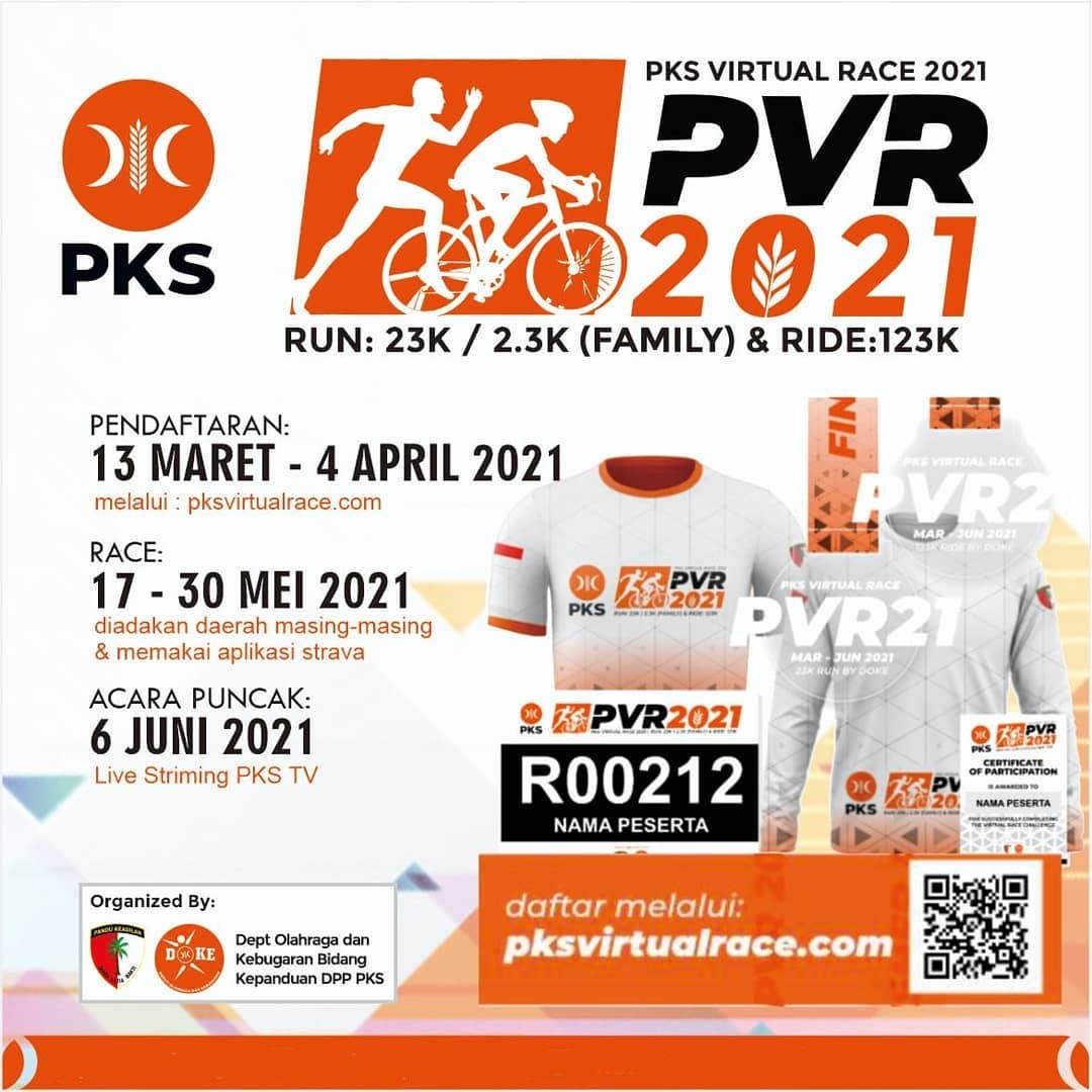 PKS Virtual Race • 2021
