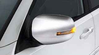 Retractable Outer Mirror new pajero