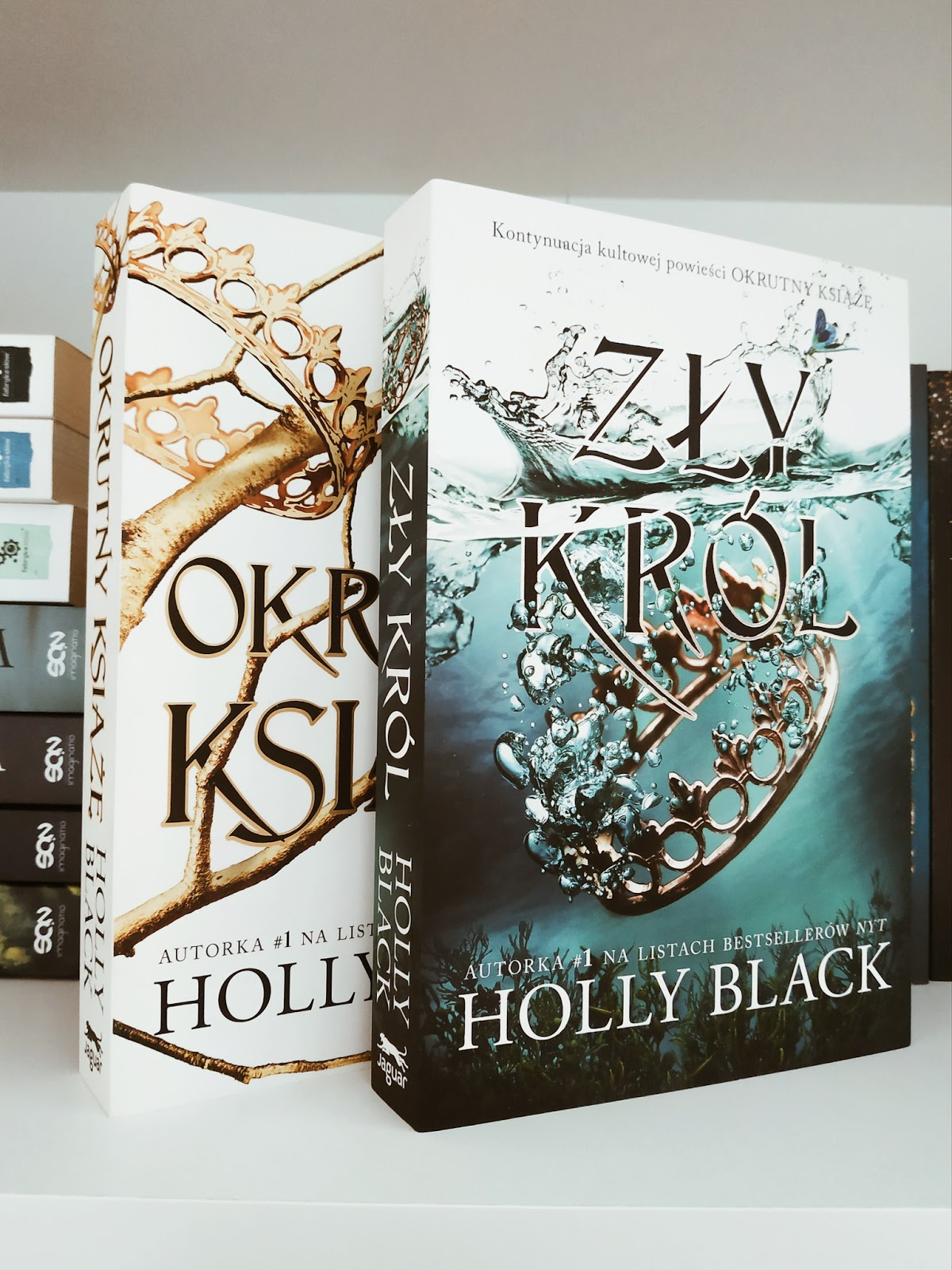 Zły Król – Holly Black [RECENZJA]