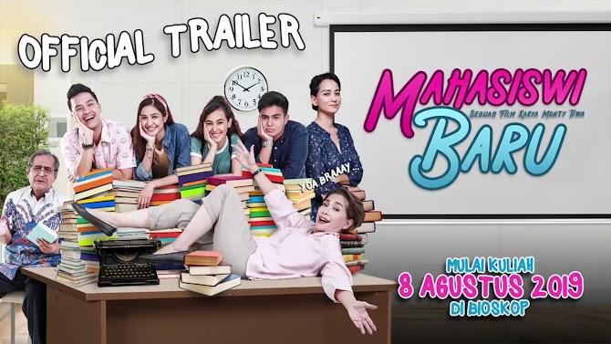 Film Mahasiswi Baru, Siap Sajikan Aksi Aktris Senior Widyawati Jadi Anak Eh Nenek Kuliah