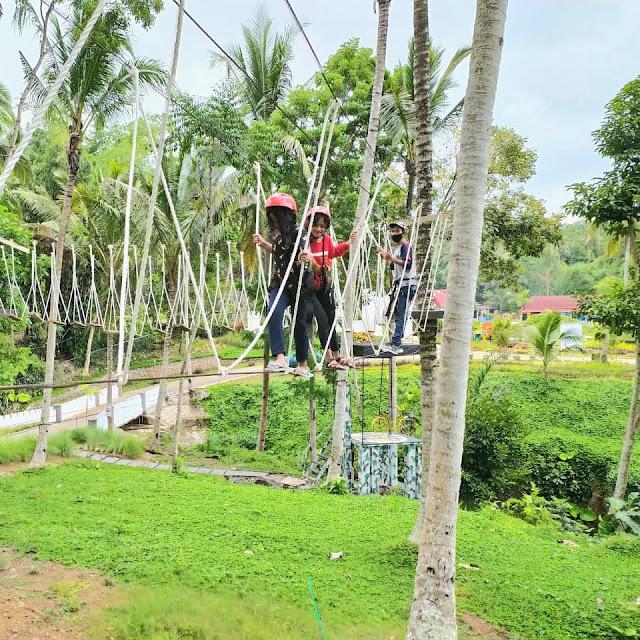 Wisata Keluarga Akbar Zoo