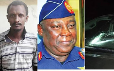 Alex Badeh's Killer Reveals How Much He Got After Killing Him