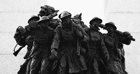 National War Memorial Ottawa Canada