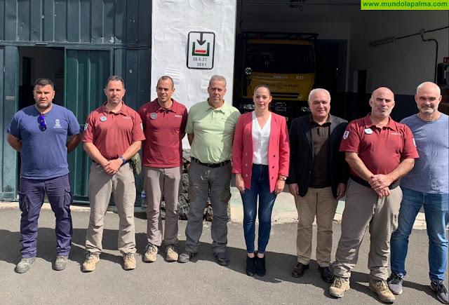 La consejera de Medio Ambiente inicia una ronda de encuentros con los agentes de las cuatro comarcas