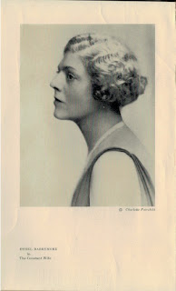 Ethel Barrymore in The Constant Wife (1926) by W. Somerset Maugham