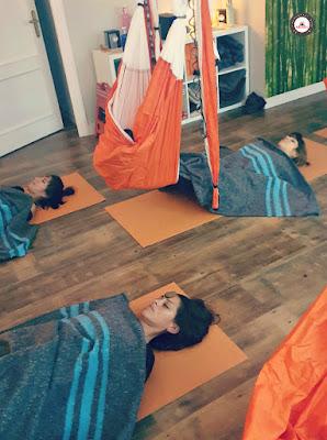 aero yoga nidra