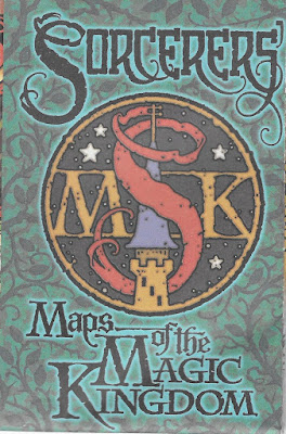 Sorcerers Maps of the Magic Kingdom Cover