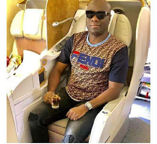Mompha Flaunts Wealth On Instagram Again After Freedom From EFCC Custody [Photo]