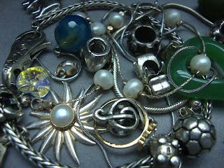 como limpar jóias