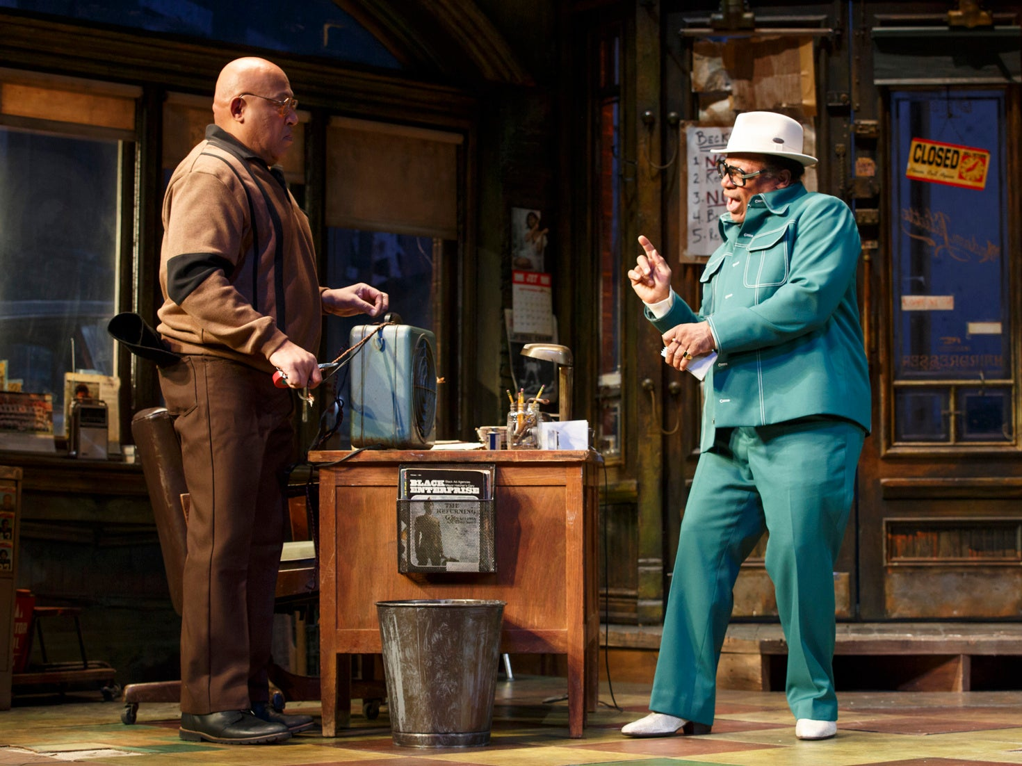 UPCOMING: August Wilson's JITNEY, November 12-16, Music Hall, Detroit