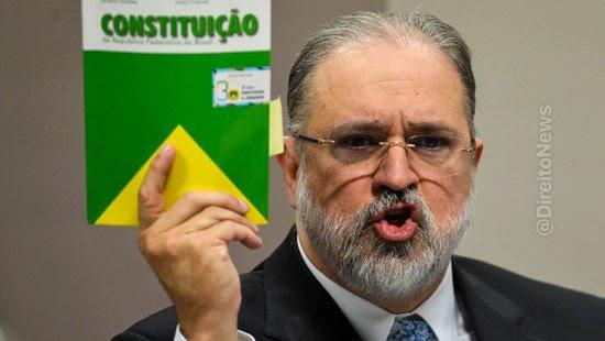 exigencia autorizacao investigar autoridades inconstitucional aras