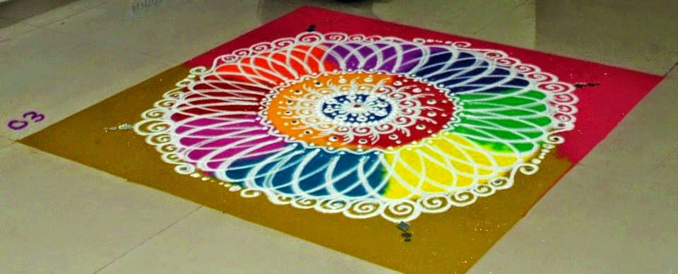 30 Rangoli Designs for all Occasions