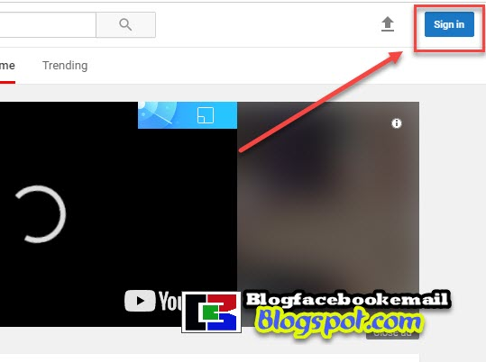 tutorial membuat akun youtube google sudah selesai