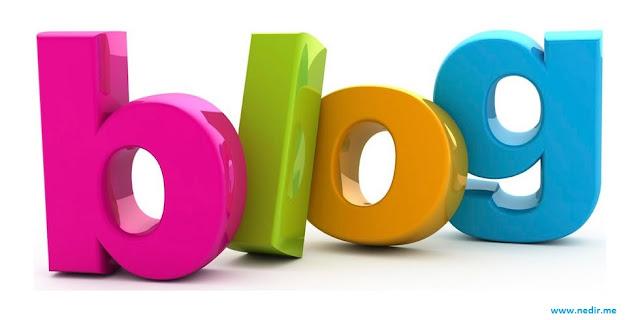 Blog Yazmak ve Blogger