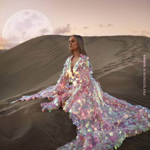 "AMWIN Drops visual for her lead single ""Dua Lipa"""