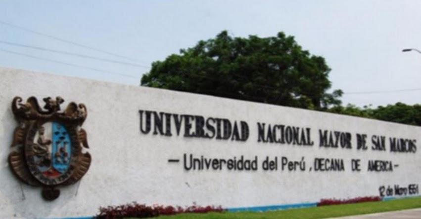UNMSM: Más de 39 mil estudiantes y docentes eligen hoy a decanos en la Universidad San Marcos (Resultados Onpe Lunes 9 Noviembre 2020)