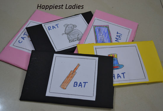 How To Make Flashcards for Kids Learning? – School Project/DIY