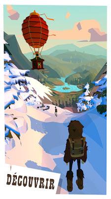 تحميل لعبة المغامرات الشيقة  The Trail النسخة المهكرة للاجهزة الاندرويد باخر تحديث