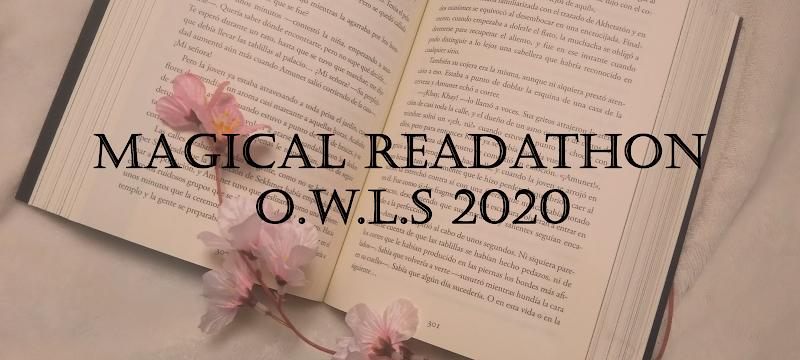 MAGICAL READATHON O.W.L.S 2020