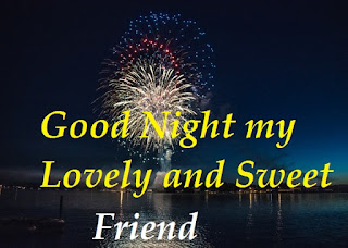 good night images to best friends