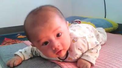 Bayi 4 Bulan