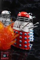 Custom 'Mutation of Time' Red Dalek 27