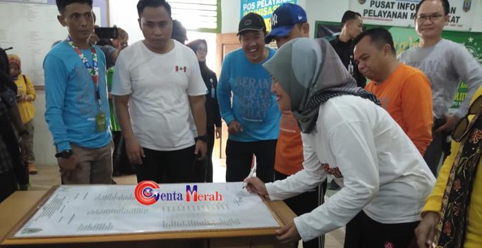 Wagub Lampung : Waykanan Sudah Berprestasi Hanya Tinggal Memaksimalkan