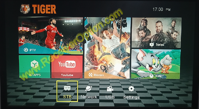 TIGER T8 HIGH CLASS V2 HD RECEIVER NEW SOFTWARE V3.92 FOREVER RENEW