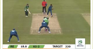 Ireland vs Sri Lanka 1st ODI 2014 Highlights