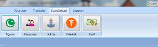 Sistem Informasi Penerimaan Keuangan Rawat Jalan Rumah Sakit