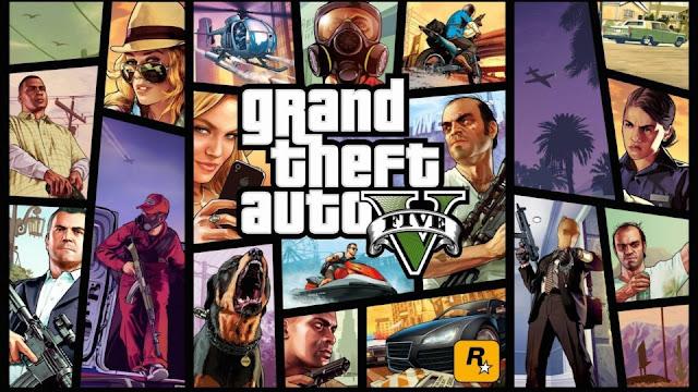 سارع وحمل لعبة GTA V مجانا من متجر Epic Games
